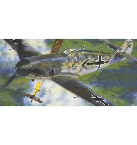 BF-109 F2/4 MESSERSCHMITT