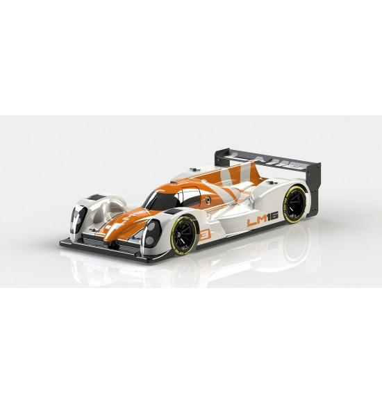 Wrc carrozzeria pro3 prototipo lemans 1-10