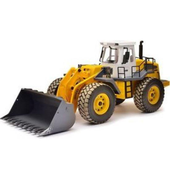 RC  PALA MECCANICA IN SCALA 1:14 Construction WHeeled Loader