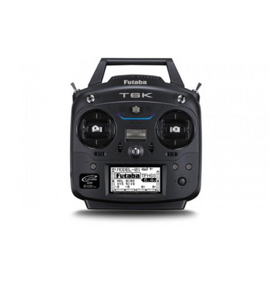 Radio Futaba 6k 2,4ghz