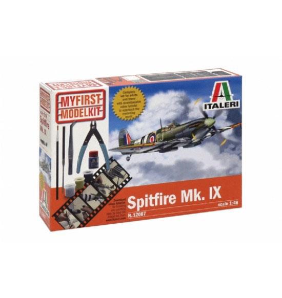 Spitfire Mk. lX My First Model Kit scala 1 : 48
