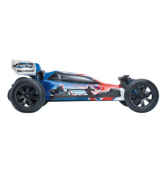 S10 Twister buggy 2wd elettrico 1/10 rtr 2,4ghz