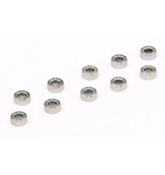 BALL BEARING 10X5X4MM (10PCS) -