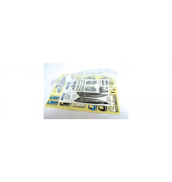 BODY SHELL CRYSTAL CLEAR HD