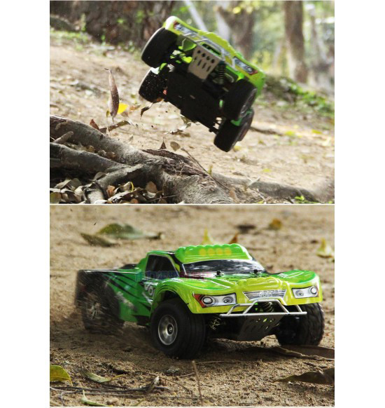 Mini Truggy 1/18 2,4 ghz
