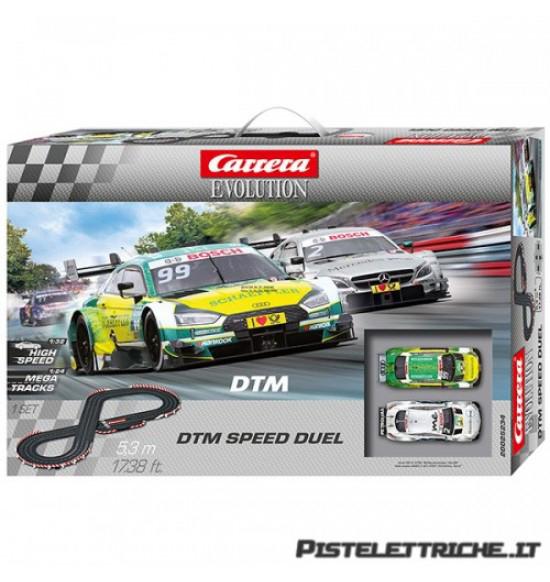 Carrera evolution 1-32 pista elettrica Dtm Audi rs5 Mercedes Amg