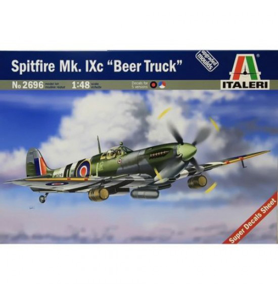 Spitfire Mk. IXc