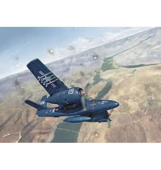 Aereo F7 F-3 Tigercat 1:48