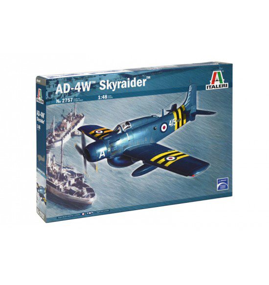 ad-4w skyrider