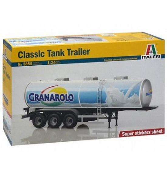 Classic Tank Trailer 1:24