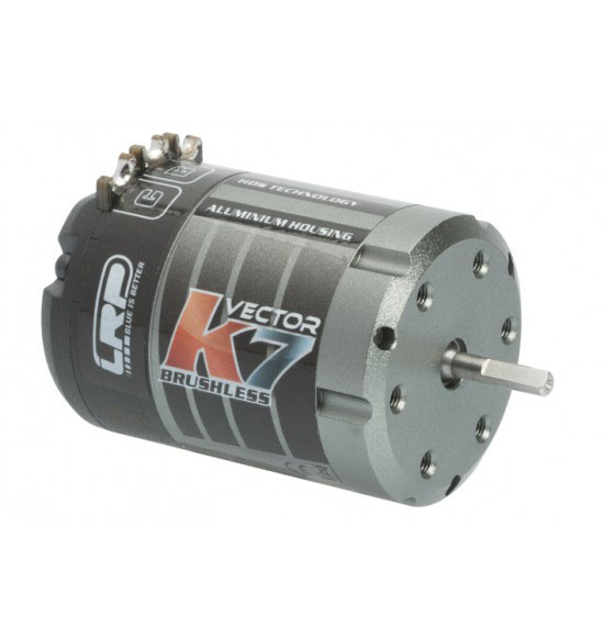 Lrp Vector K7 Motore brushless senored 21.5Lrp Vector K7 Motore brushless senored 21.5
