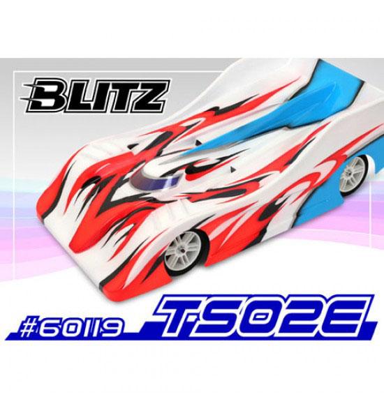 BLITZ  TS02E  PANCAR 1/10