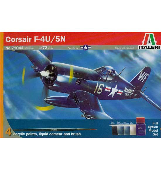 F4U-5N CORSAIR (model set)