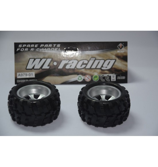 Gomme  Monster 1/18 Vortex 2pz