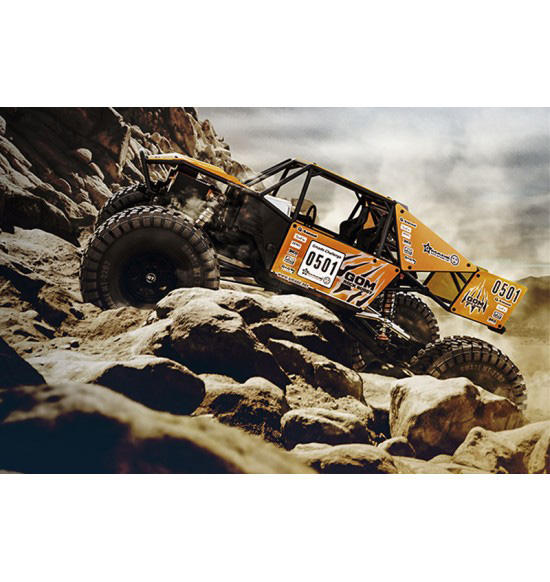 Gmade 1-10 GOM Rock Crawler kit