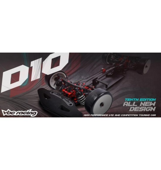 Vbc Racing D010 Kit di montaggio