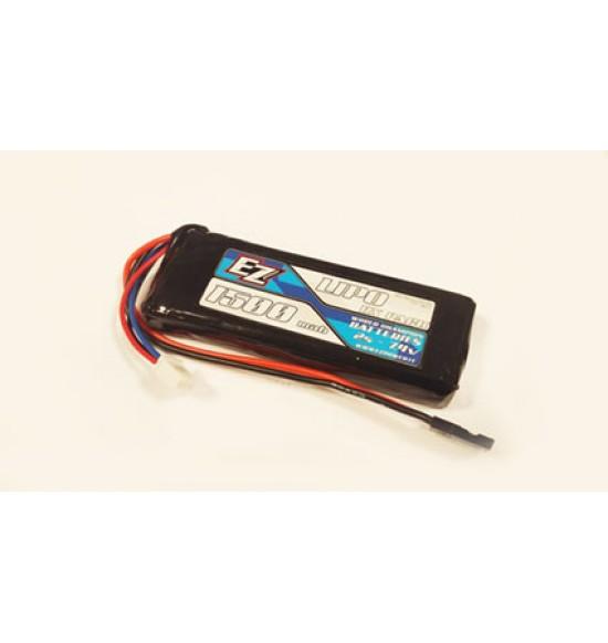 PACCO BATTERIE RX 1500 MAH 7,4V