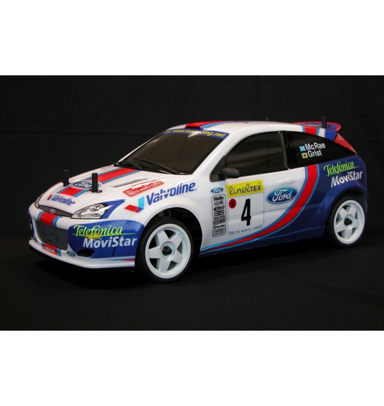 FORD FOCUS WRC RTR  MC RAE  2001
