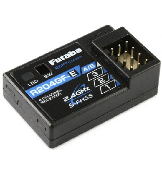 Futaba Rx r204gf-e antenna integrata