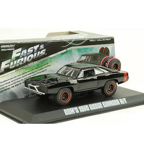 1970 Dodge Charger R/T Doms 1:43 Greenlight