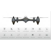 Hubsan quadricottero Gps Waypoints Follow Fpv 720p