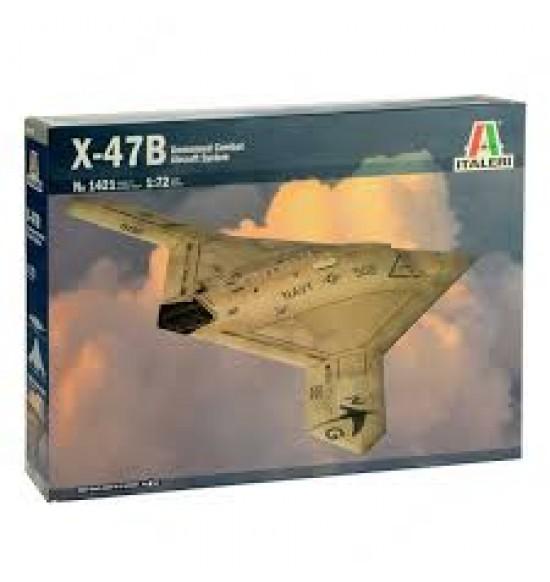 Italeri x47-b 1-72