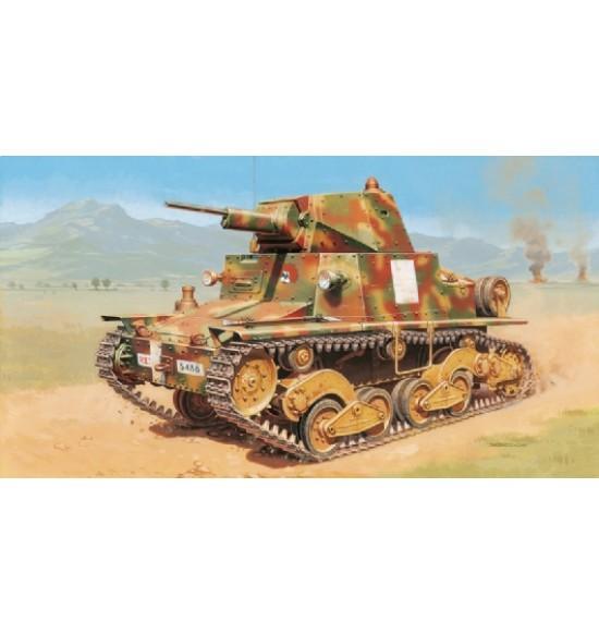 1-35 CARRO ARMATO L6/40
