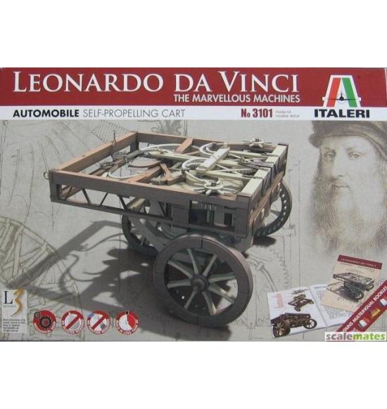 Automobile Leonardo Da Vinci