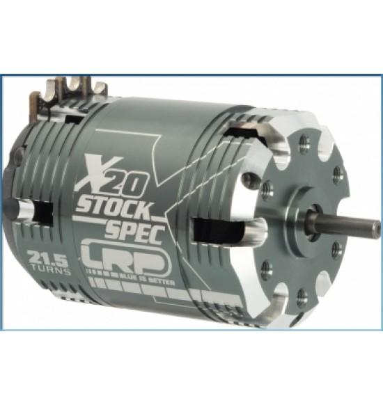 Vector X20 BL StockSpec - 21.5T