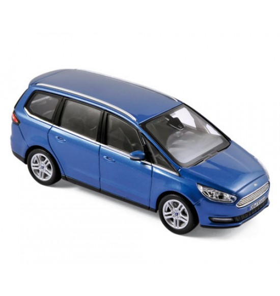 Ford Galaxy 2015 - Blue Metallic