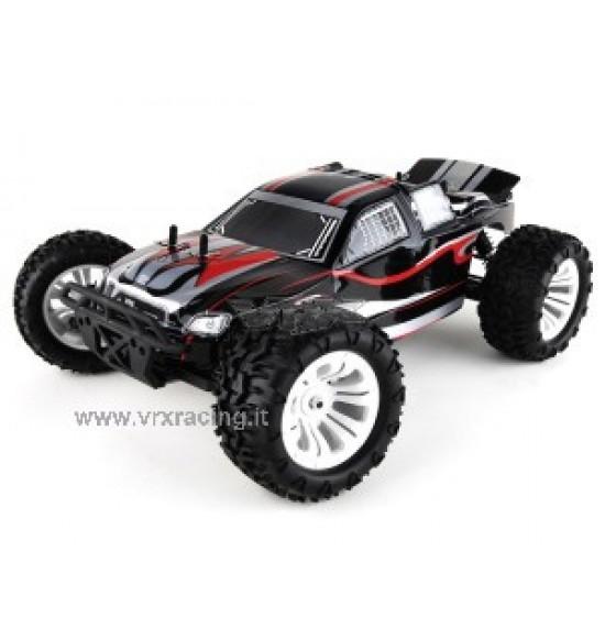SWORD Truggy Motore elettrico RC-550 Turbo speed Nuova Radio 2.4ghz 1:10 RTR 4WD