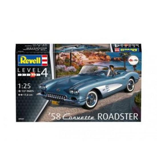 1-25 Corvette Roadster