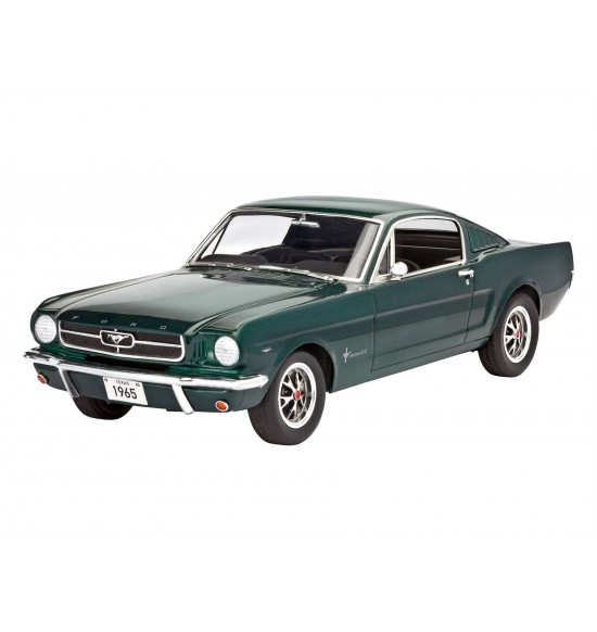 1-24 revell Ford Mustang 1965 2+2