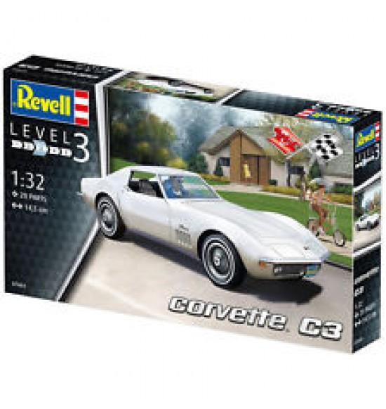 1-32 Corvette C3