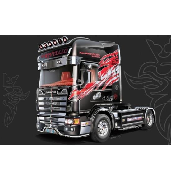 1-24 Scania 164L Topclass