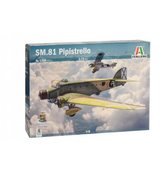 1-72 italeri SM81 Pipistrello