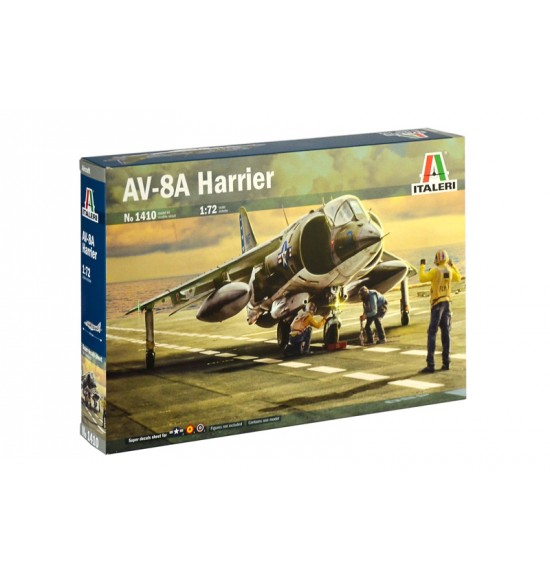 Aereo da guerra 1-72 AV-8A
