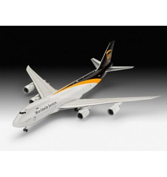 1-144 bOEING 747-8F ups
