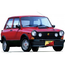 Kit 1-24 Autobianchi A112 Abarth