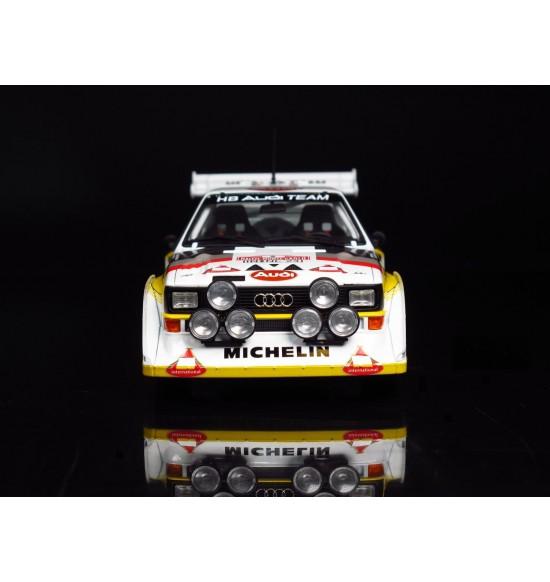 Kit 1-24 Audi Quattro S1 1985 Montecarlo