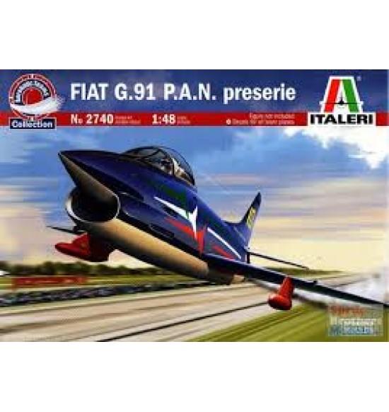 FIAT G.91 P.A.N. preserie