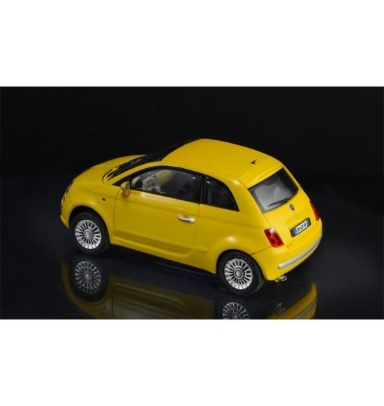 1-24 Fiat 500 2007 kit di montaggio