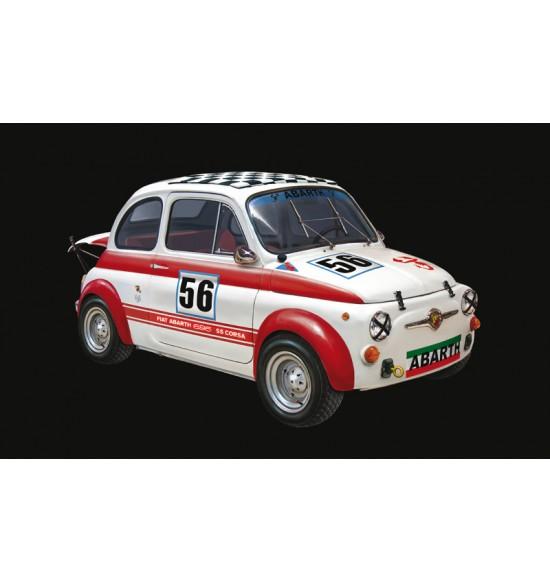 1-12 Fiat Abarth 696 A. Corsa