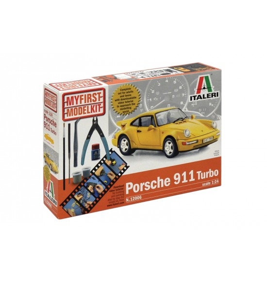 Porsche 911 Turbo My First Model Kit