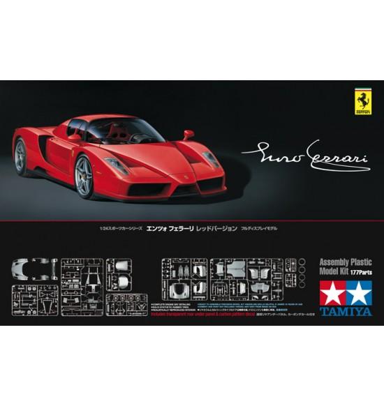 Auto Ferrari Enzo scala 1-12