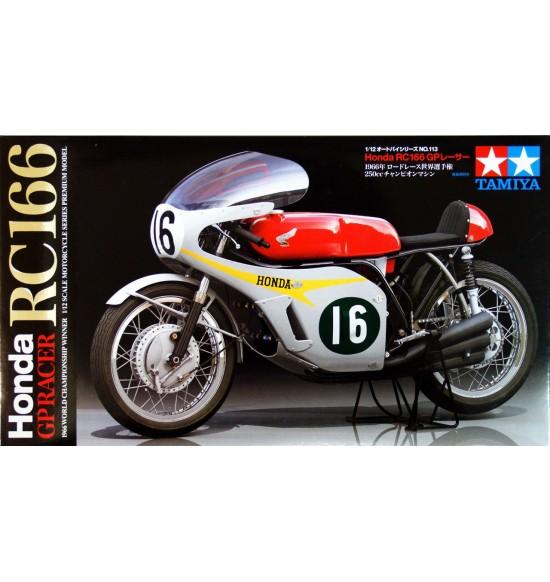 Kit 1-12 Honda Rc 166 GP