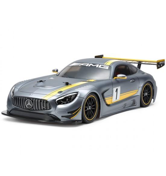 Mercedes GT3 TT-02 auto rc