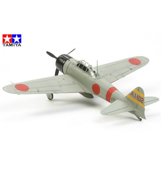 1-72 Mitsubishi A6M2b Zero Fighter