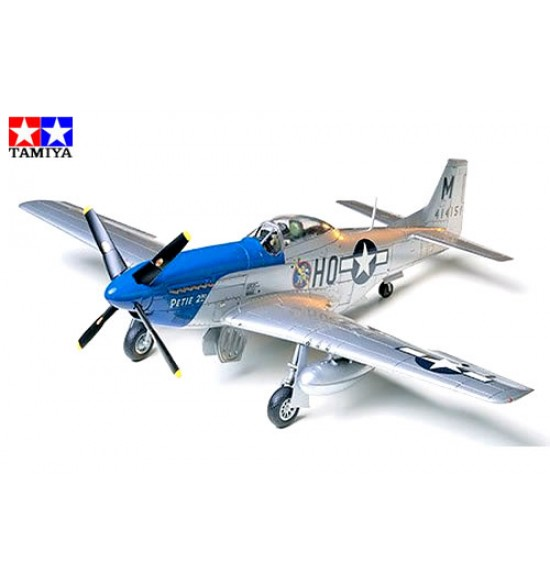 1-48 North American P-51D Munstang 8th AF
