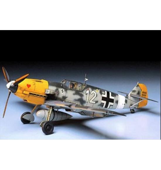 1-48 Messerschmitt Bf109E-4-7 trop